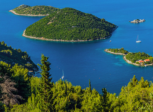 Parc National de Mljet