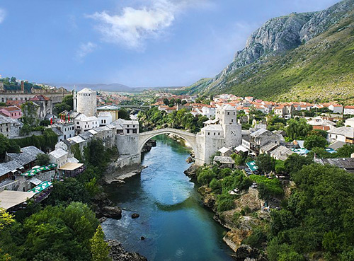 Mostar – Traces of the Orient
