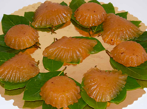 Kotonjata (Pudding de coings)