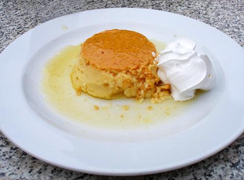 Crème brûlée de Dubrovnik