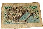 Repliche fatte a mano delle pergamene storiche di Dubrovnik