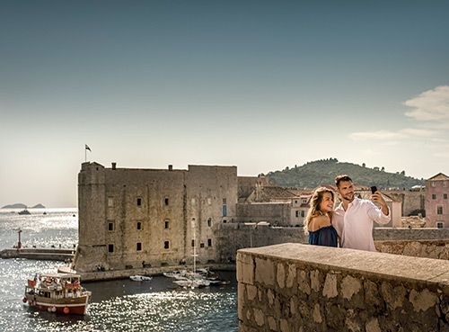 City walls - Dubrovnik
