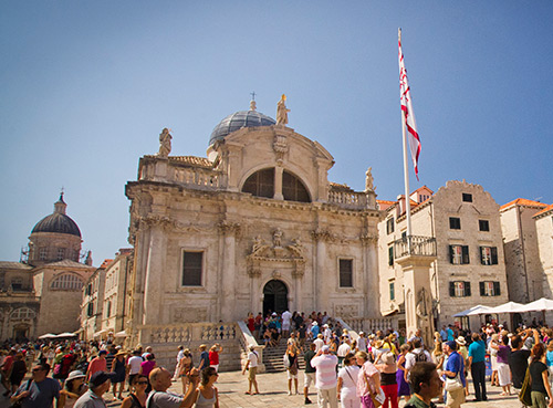 St. Blaise church - Dubrovnik