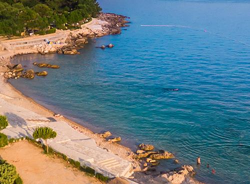 La plage de Dunat