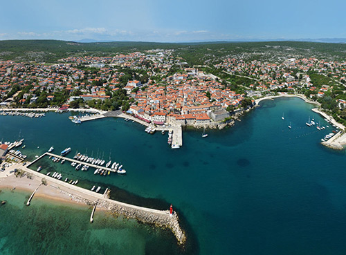 Krk Island - Pearl of the Adriatic