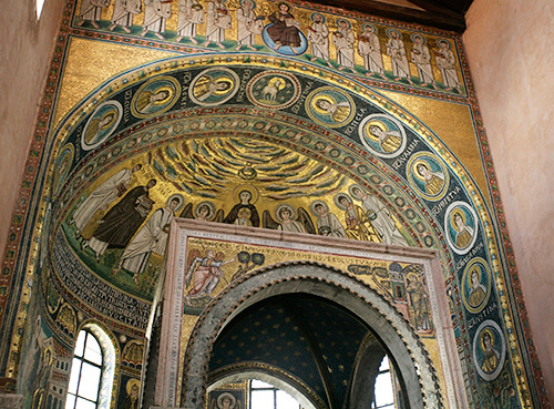 Komplex der Euphrasius Basilika - Poreč