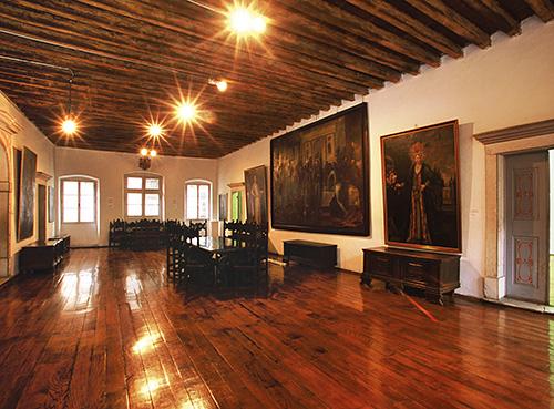 Il Museo patrio dell'area di Poreč