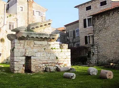 La piazza Marafor