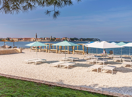 Spiaggia Borik