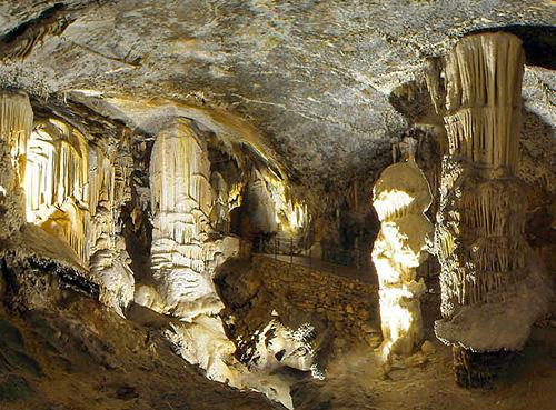 Die Grotten von Postojna