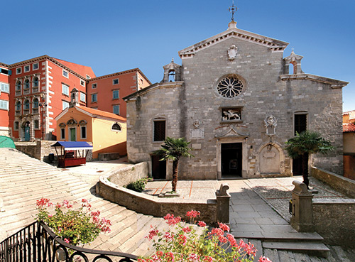 Kirche Rođenja Marijina (Maria Geburt)