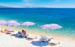 La plage Lanterna - Rabac
