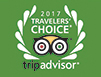 Tripadvisor 2016 & 2017 Travelers' Choice award