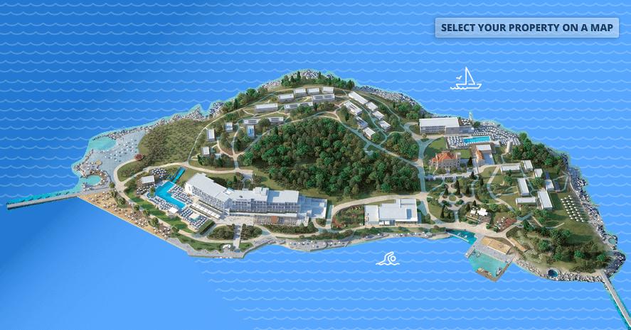 Valamar Isabella Island Resort Poreč Croatia