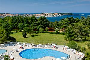 Beach Pool Amp Wellness Valamar Zagreb Hotel Poreč Croatia