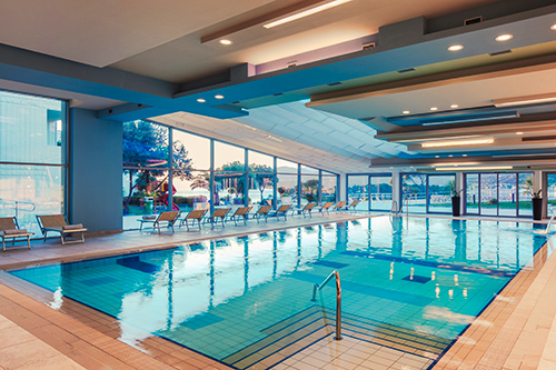 Hotel indoor pool plan  Hotel Indoor Pool With Ideas