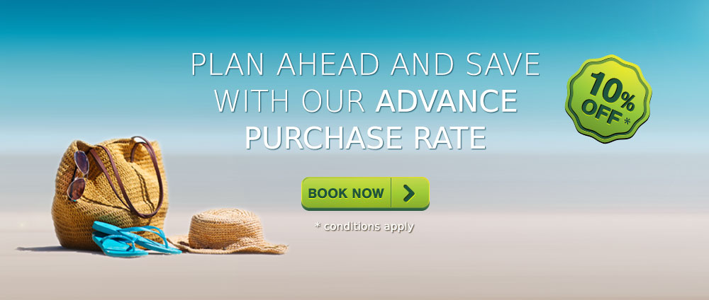 Advance Purchase Rate -  Valamar Hotels & Resorts, Croatia