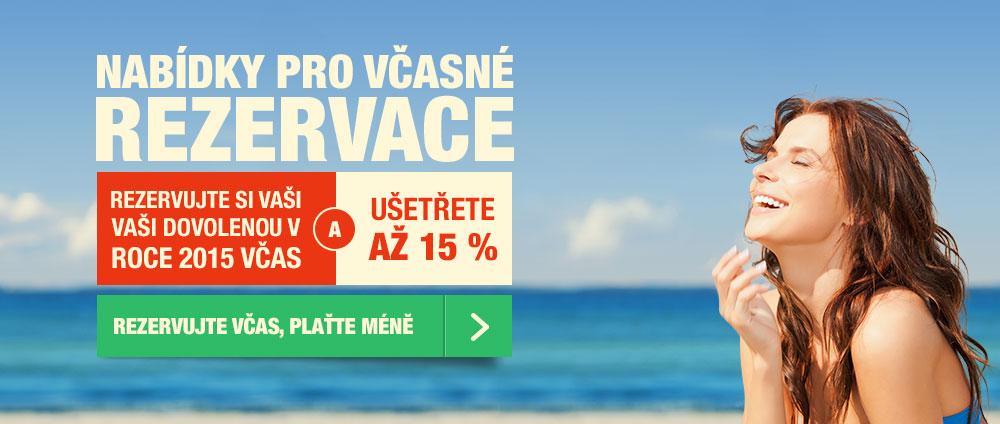 Speciální nabídka za včasnou rezervaci - Valamar Hotels & Resorts, Chorvatsko