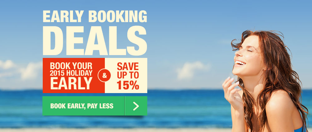 Early Booking Special -  Valamar Hotels & Resorts, Croatia