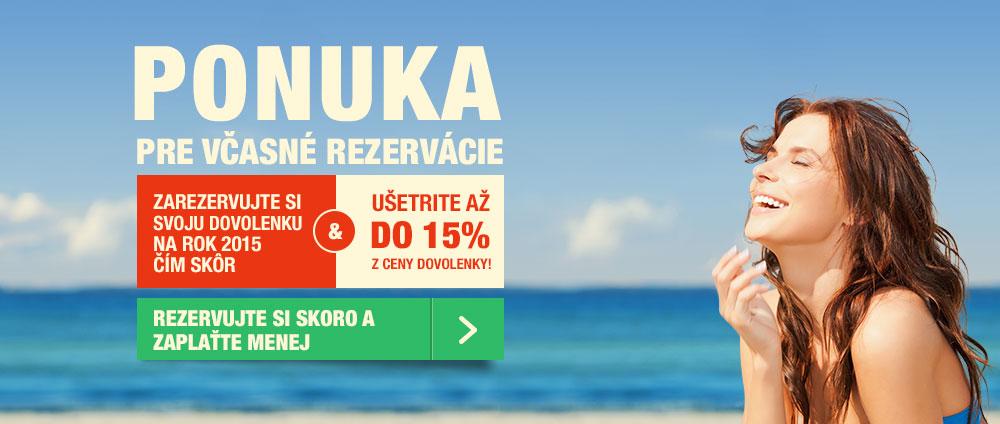 Špeciálna ponuka za včasnú rezerváciu - Valamar Hotels & Resorts, Croatia