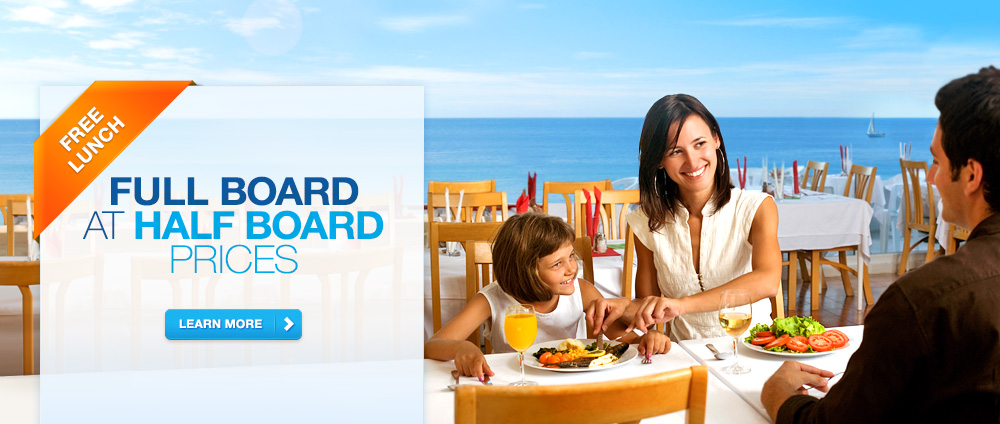 Full Board at Half Board Rate - Valamar Hotels & Resorts, Croatia