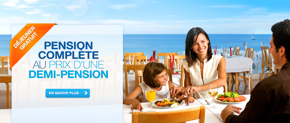 La pension complète au prix de la demi-pension - Valamar Hotels & Resorts, Croatie