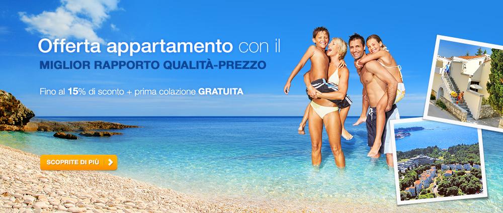 Pensione completa al prezzo della mezza pensione - Valamar Hotels & Resorts, Croazia