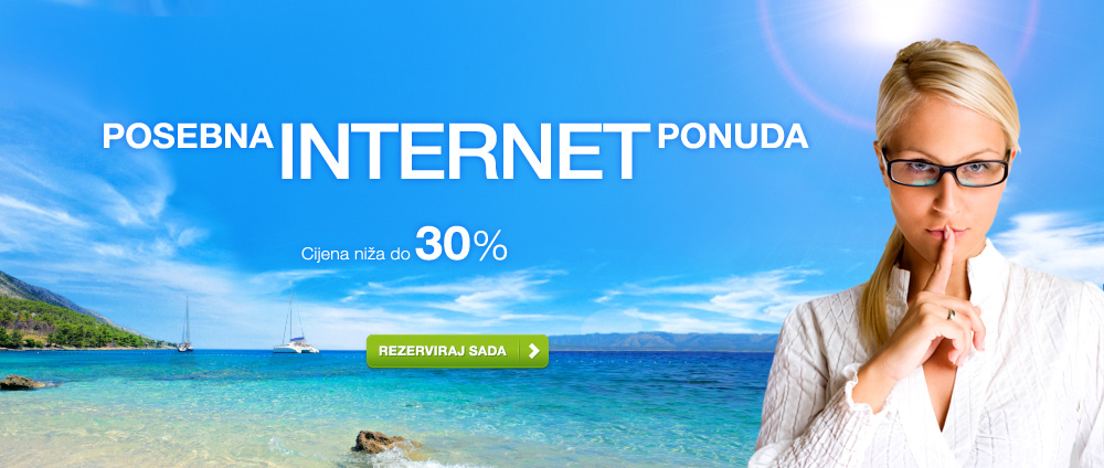 Posebna Internet Ponuda - Valamar Hoteli & Apartmani, Hrvatska