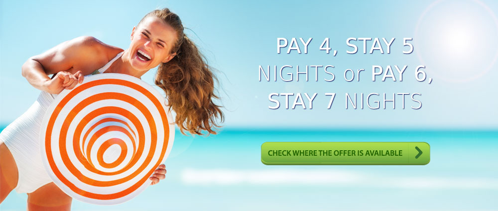 Stay Pay - Valamar Hotels & Resorts, Croatia