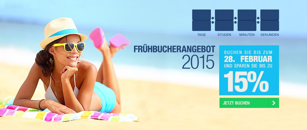Frühbucher Special - Valamar Hotels & Apartments, Kroatien