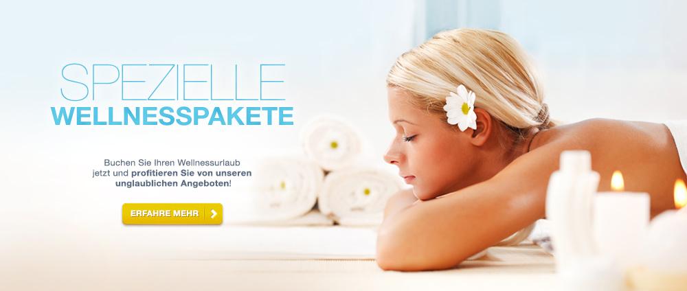 Spezielle Wellnesspakete- Valamar Hotels & Apartments, Kroatien