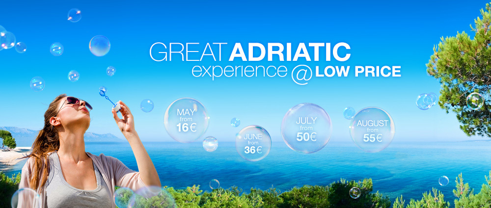 Great Adriatic Experience @ Low Price -  Valamar Hotels & Resorts, Croatia