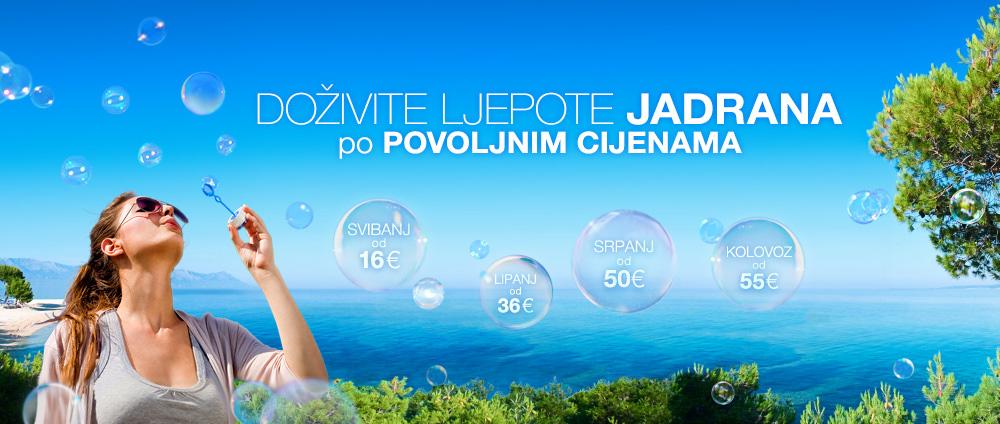 Doživite lepote Jadrana po ugodnih cenah – Valamar Hoteli & apartmaji, Hrvaška
