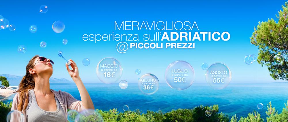 Meravigliosa Esperienza sull'Adriatico @ piccoli prezzi - Valamar Hotel & Resorts, Croazia