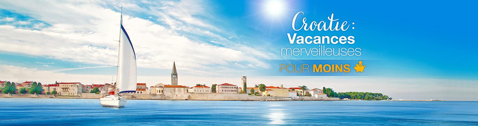 Fantastique découverte de l'Adriatique @ prix réduit - Valamar Hôtels & Resorts, Croatie