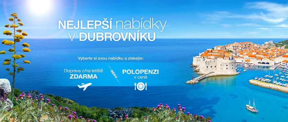 Dovolená v Dubrovníku 2014 - Valamar Hotels & Resorts, Chorvatsko