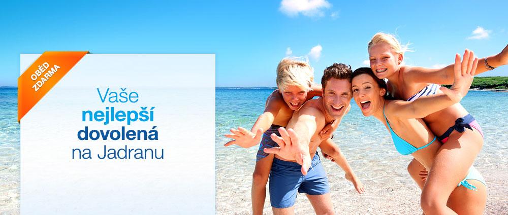 Pełne wyżywienie w cenie wyżywienia częściowego - Valamar Hotels & Resorts, Chorvatsko