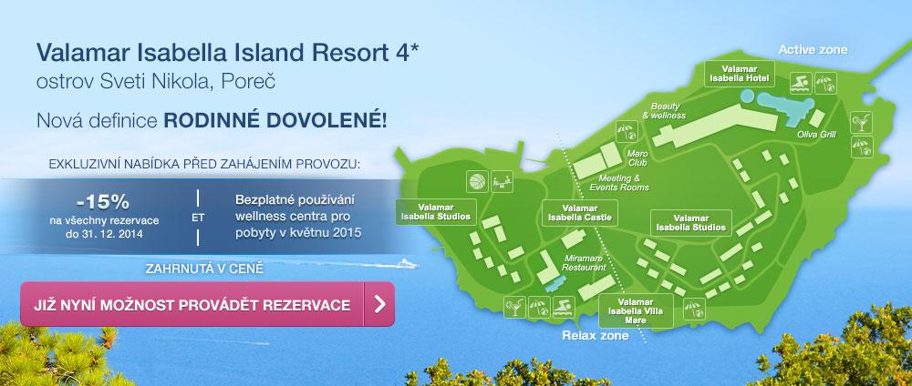 Valamar Isabella Island Resort 4*