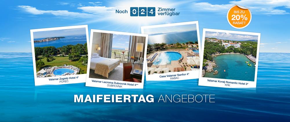 Urlaub im Mai mit Valamar - Valamar Hotels & Apartments, Kroatien