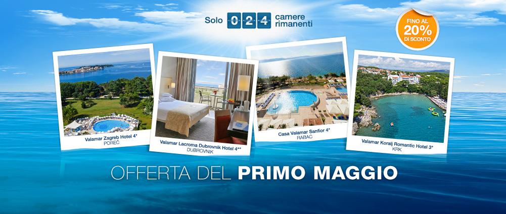 Vacanze a Maggio con Valamar - Valamar Hotel & Resorts, Croazia