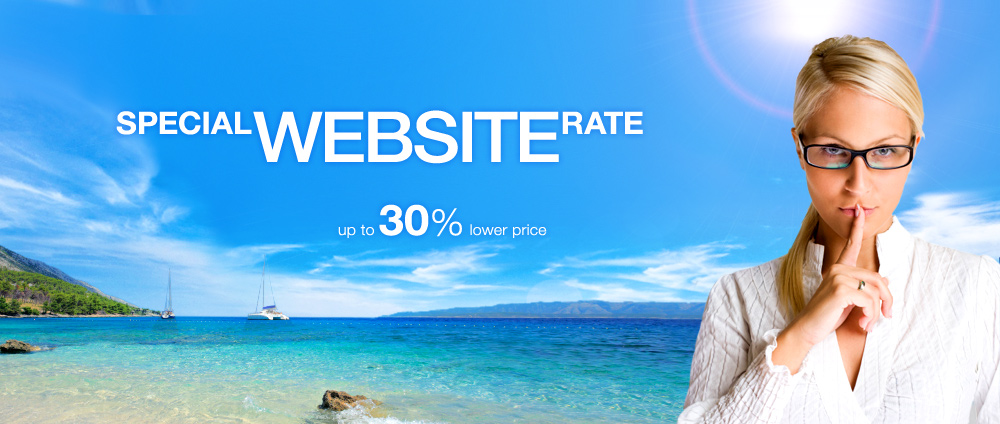 Special Website Rate - Valamar Hotels & Resorts, Croatia