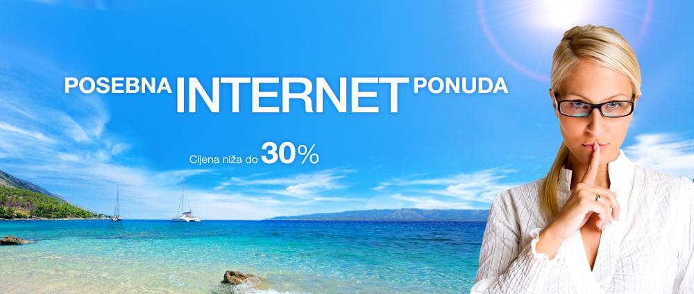 Posebna internet ponuda  - Valamar Hoteli & Apartmani, Hrvatska