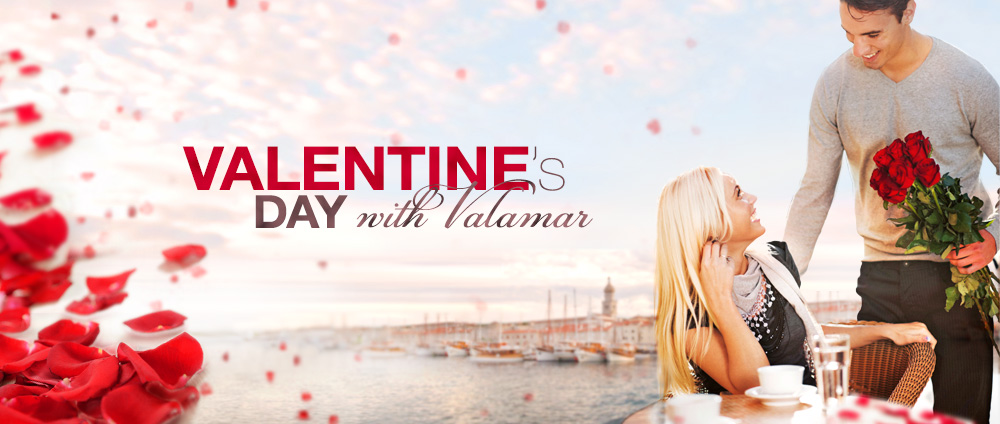 Valentine's day with Valamar
