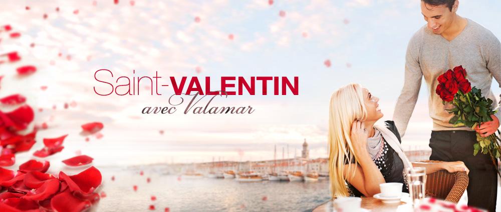 Saint-Valentin avec Valamar