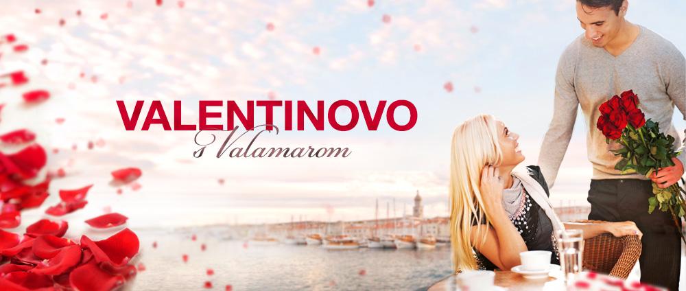 Valentinovo s Valamarom
