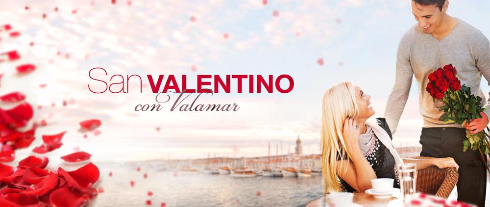 San Valentino con Valamar