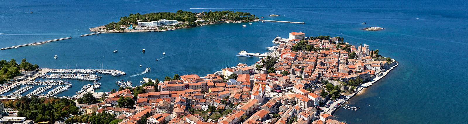 Poreč, Croatia | Valamar Hotels & Resorts
