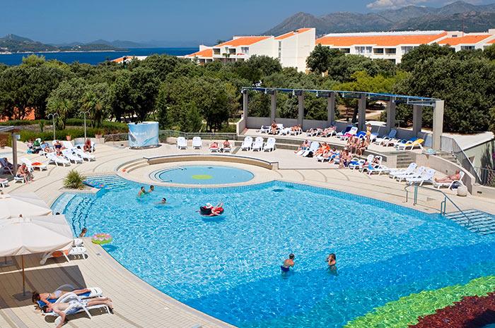 Tirena Hotel Dubrovnik Croatie Hotel Familial 224 Dubrovnik