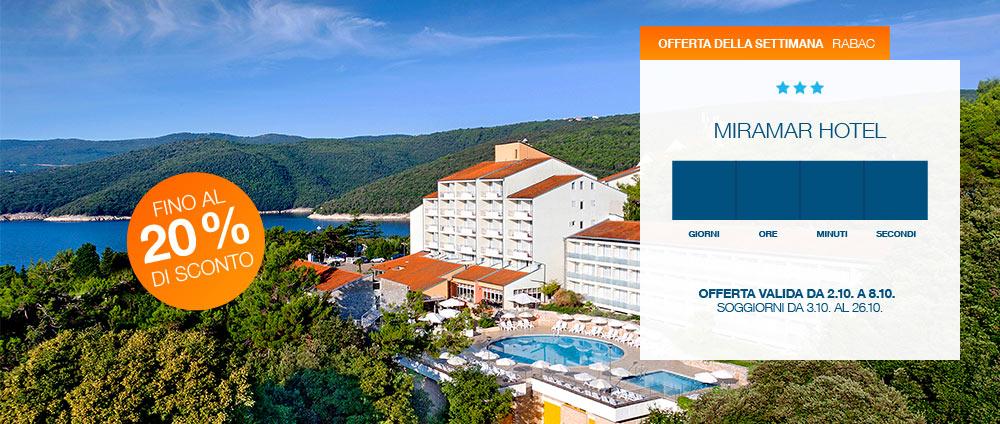 Offerta della settimana, Miramar Hotel   Valamar Hotels & Resorts