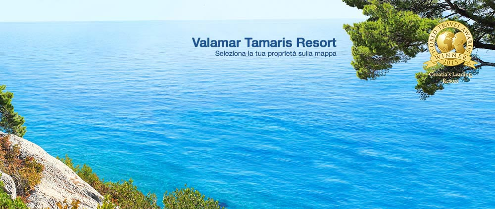 Valamar Club Tamaris | Valamar Hotels & Resorts